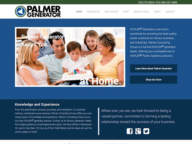 Palmer Generator