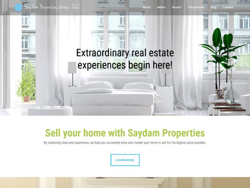 WordPress Real Estate Design