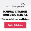 Whitespark Manual Citation Building Service