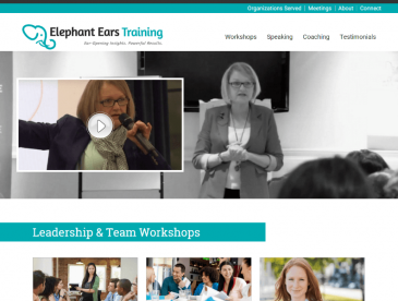 Elephants Ears Training