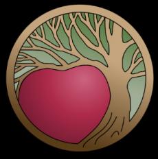 Heartwood Art Logo