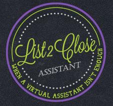 List2Close - Logo